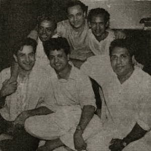 SJ, RK,Mukesh and lyricists
